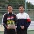on 「第8回テニスイベント」開催しました(^_-)-☆