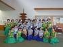 フラダンス!文化祭で華麗なダンスを披露!!