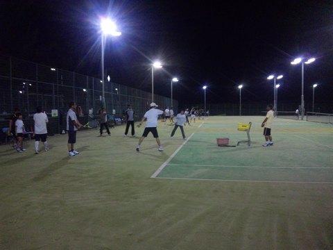 楽しいテニス教室